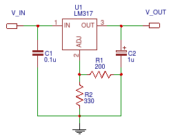 lm317-3-3v-voltage-regulator-circuit